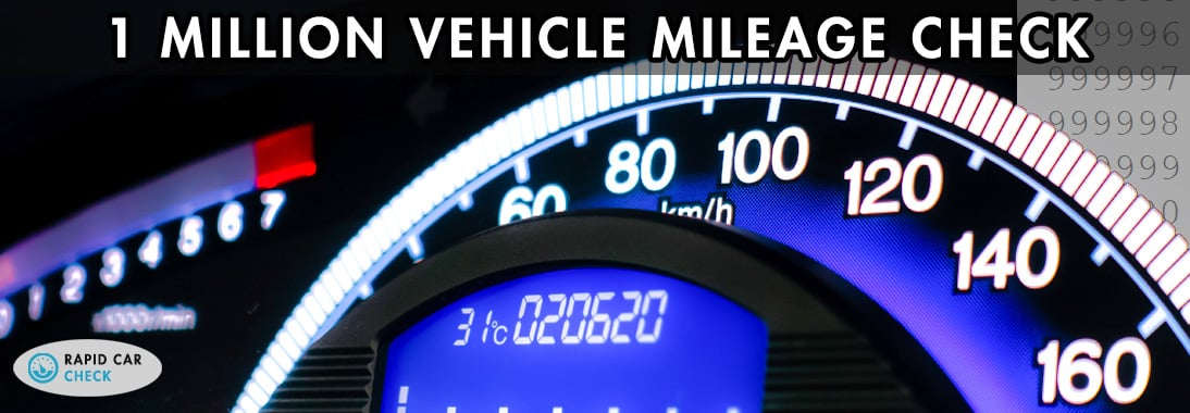 1 Million Vehicle Mileage Test